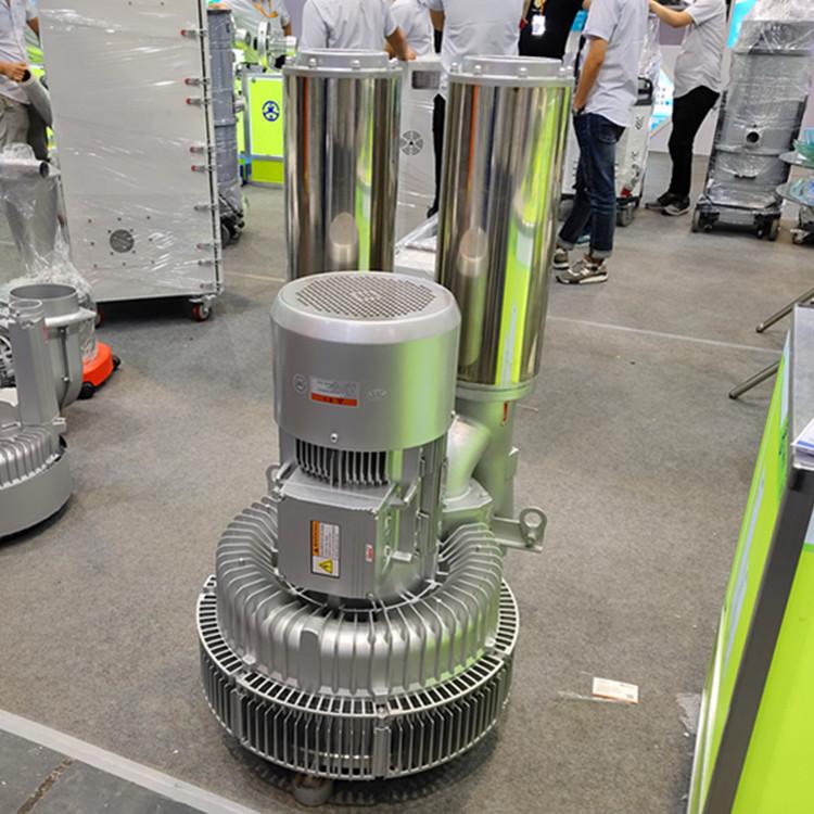 厂家立式 LYX-94S-1旋涡气泵 功率15kw立式高压旋涡气泵 高压旋涡气泵示例图4