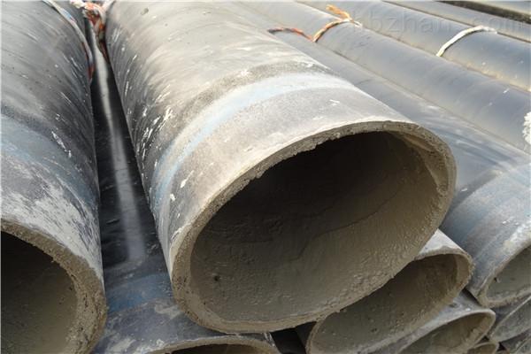 邢台水泥砂浆衬里防腐钢管