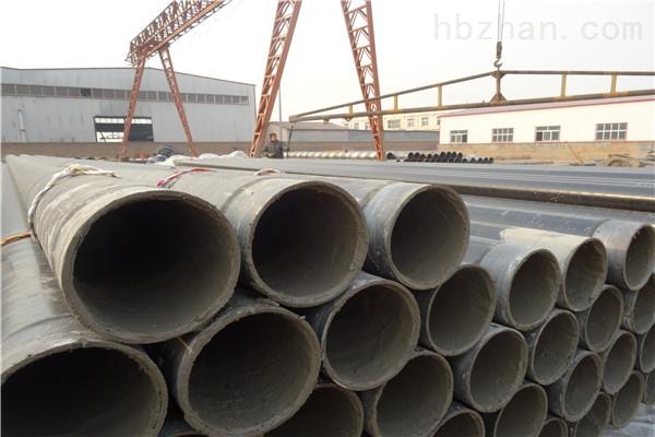 抚州排水用水泥砂浆防腐钢管厂家价格