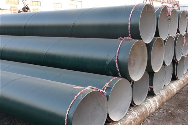 锦州输水用水泥砂浆防腐钢管*