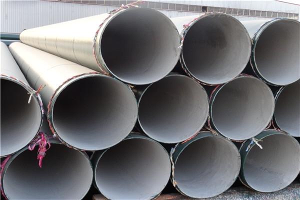 延安污水水泥砂浆防腐钢管供应