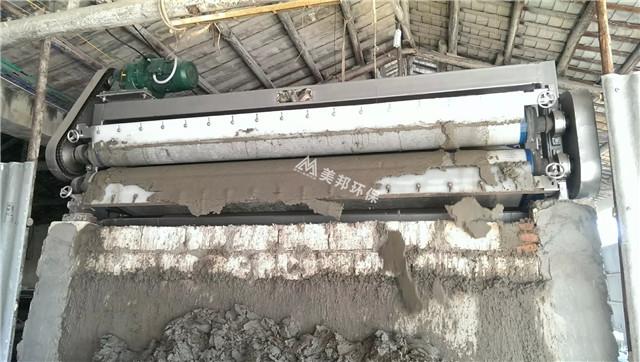 吉林石场污泥脱水机