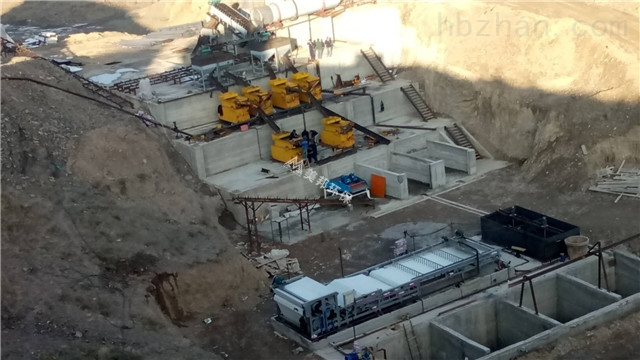 安徽石料场泥浆脱水机