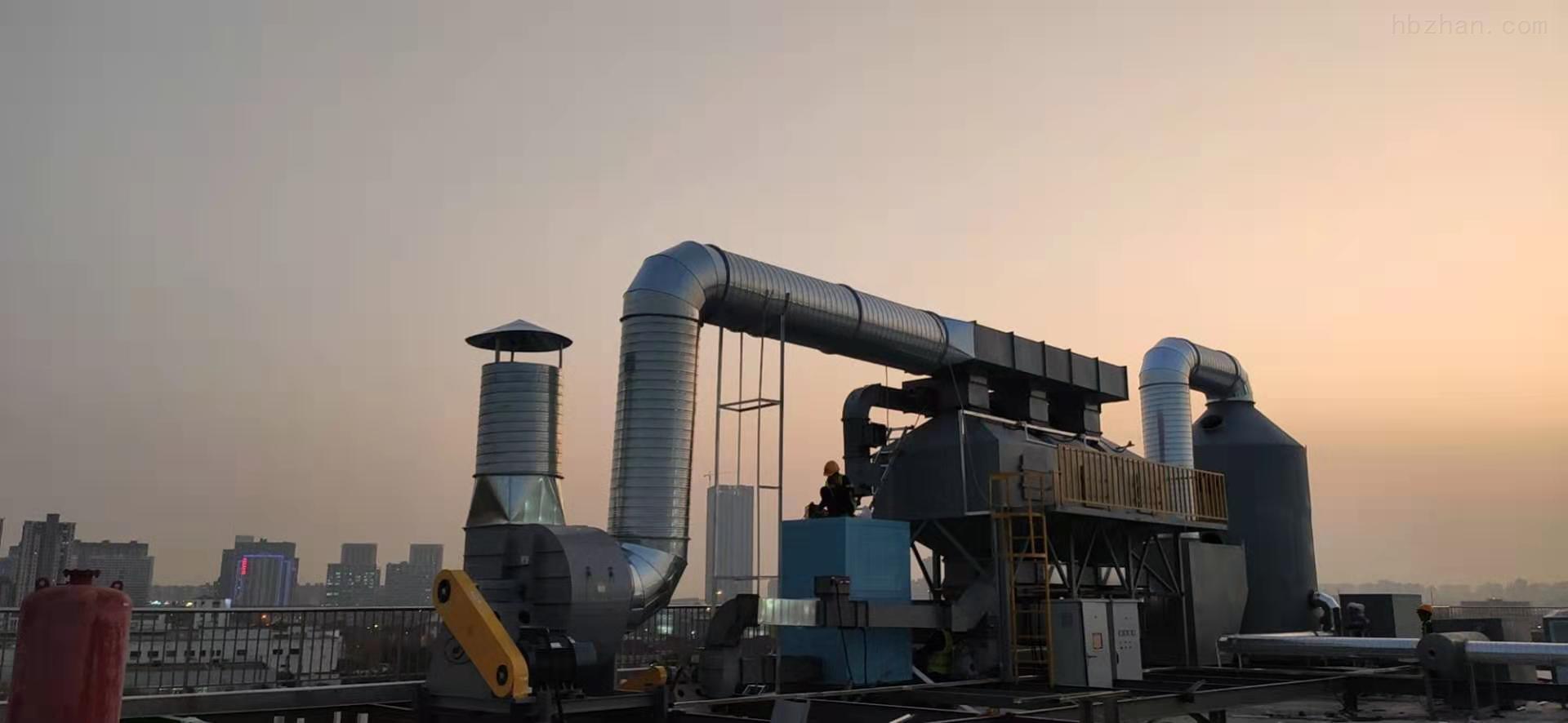 上海催化燃烧设备*