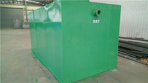 昌都乡村改造污水处理设备