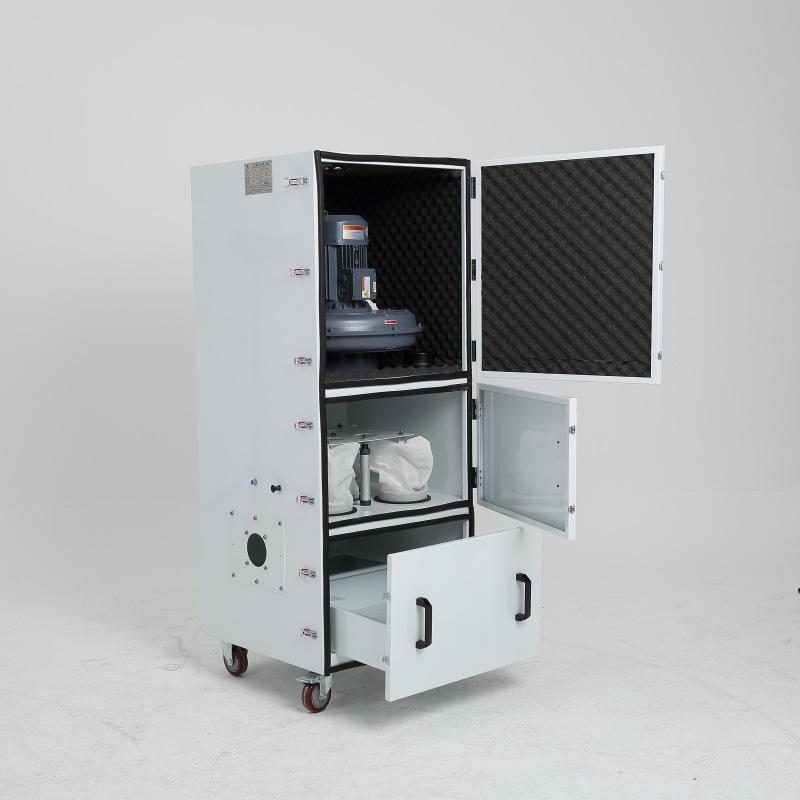 环保吸尘器 磨床粉尘吸尘器 大吸力集尘机 工业粉尘集尘机示例图3