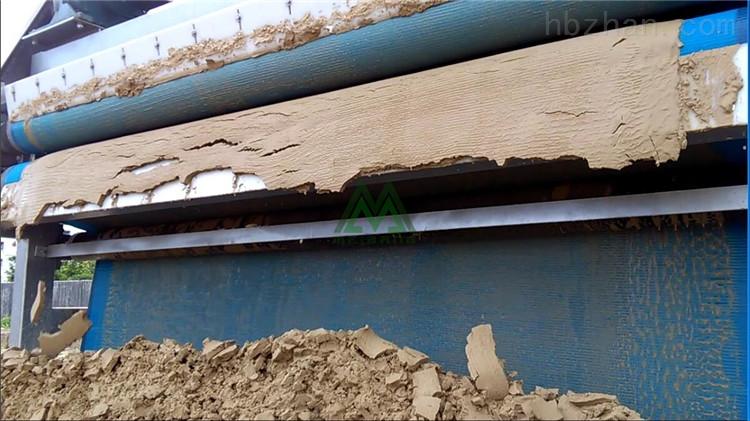 云浮洗山砂淤泥处理设备