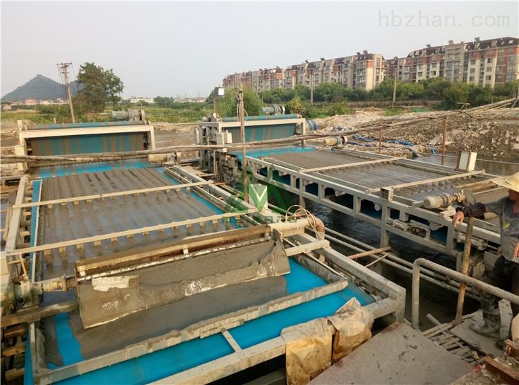 河源机制砂泥浆处理设备