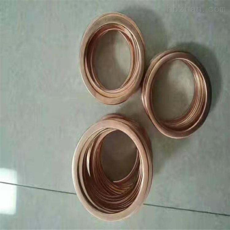 不锈钢内外环缠绕垫用途
