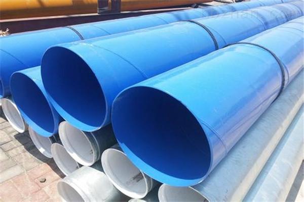 驻马店供水用环氧树脂防腐钢管厂家供应