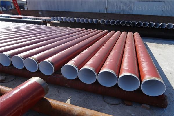 张掖供水用环氧树脂防腐钢管多少钱