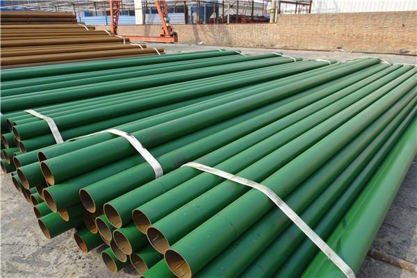 锦州供水用环氧树脂防腐钢管用途