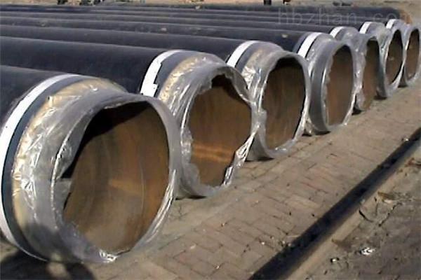 达州蒸汽钢套钢预制直埋保温管