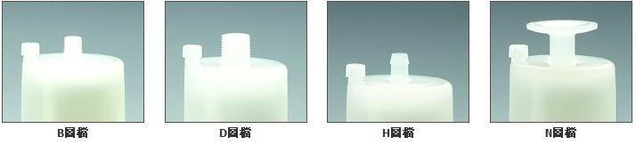 ADVANTEC东洋聚丙烯膜囊式滤器CCP-30-C1B