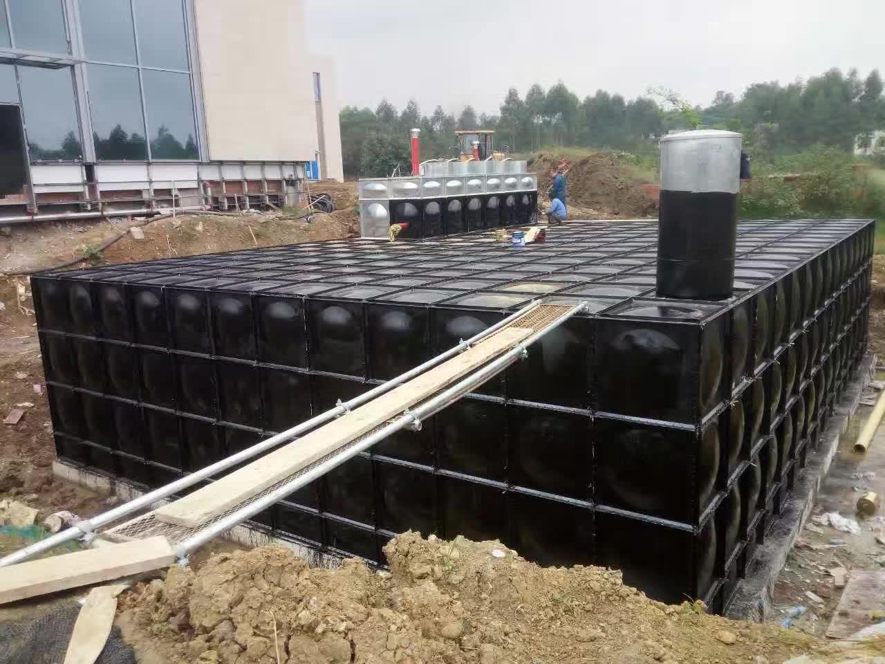 抗浮地埋水箱厂家优势和推荐选型