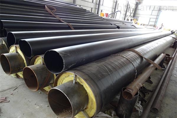 珠海耐高温钢套钢蒸汽保温管厂家价格