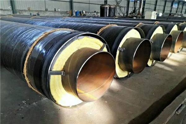 白城钢套钢埋地式蒸汽保温管厂家供应