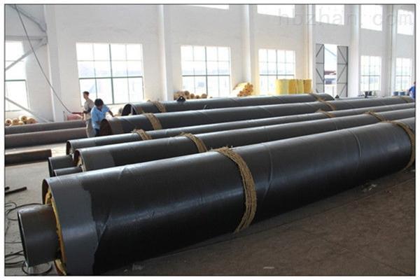 自贡钢套钢直埋保温螺旋钢管供应