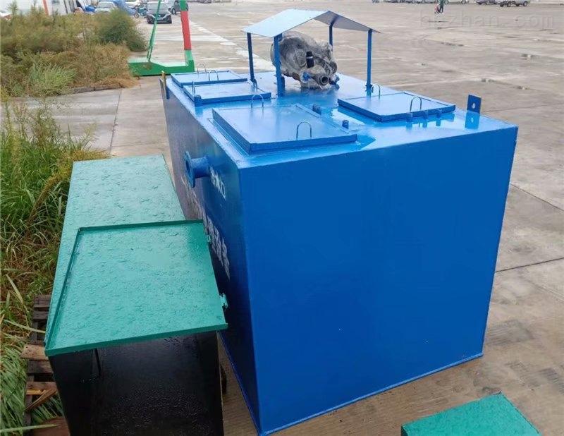 阿里居民生活污水处理设备特点