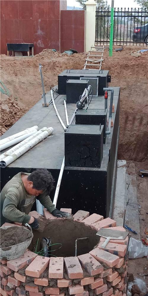 日喀则职工宿舍污水处理设备