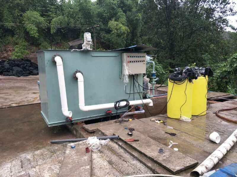 那曲居民生活污水处理设备原理