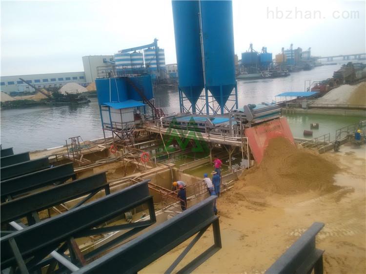 广西河道疏浚泥浆脱水机好不好