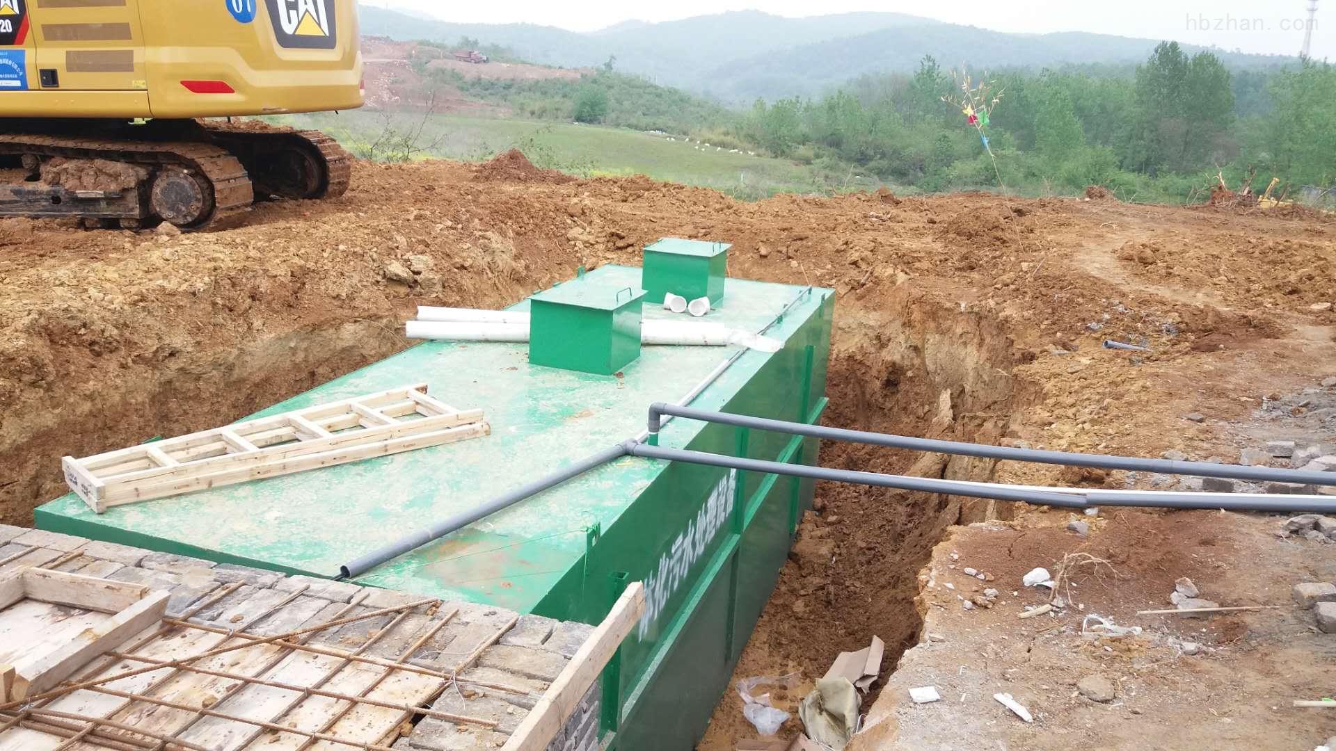 那曲社区污水处理设备专用