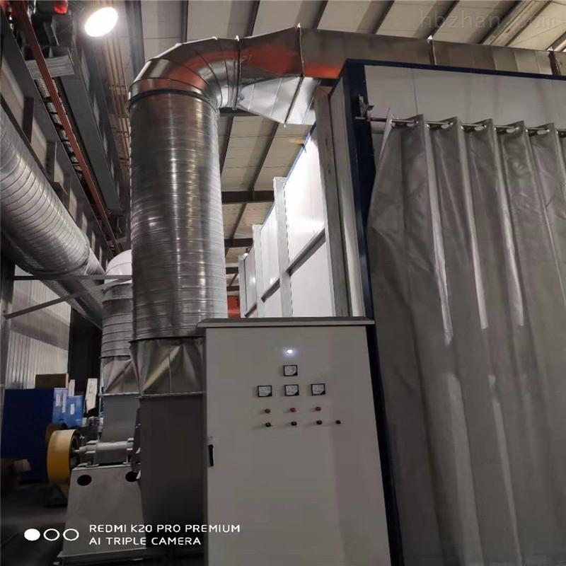 黄山地吸式烤漆房设备生产厂家