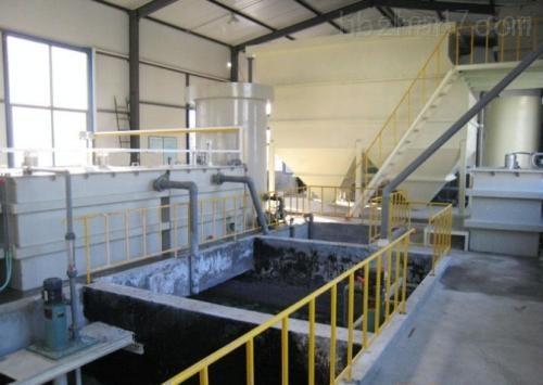 雅安 发电厂污水处理设备 工作原理