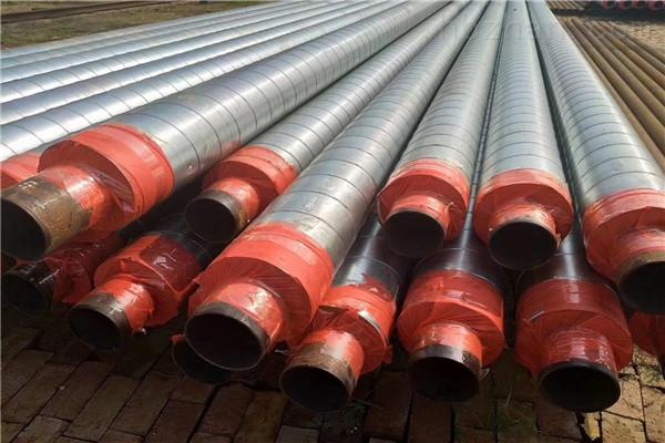 南平聚氨酯保温螺旋钢管现货销售