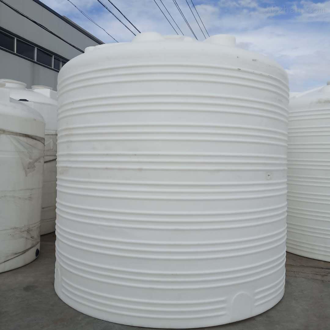 20吨塑料水塔 20立方硫酸储罐