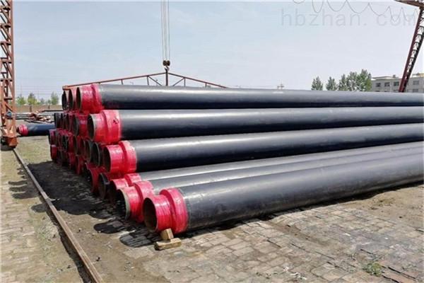 邯郸缠绕型玻璃钢预制保温钢管多少钱