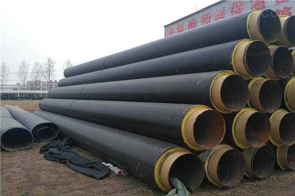鹰潭缠绕式玻璃钢直埋保温钢管厂家供应