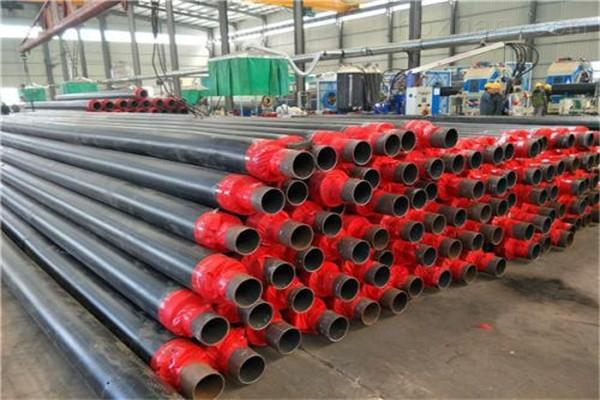 荆州聚氨酯保温直缝钢管现货供应