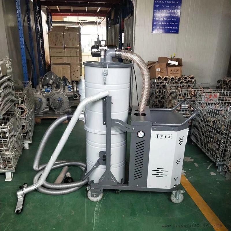工厂 车间 仓库 地面灰尘颗粒吸尘器 厂家7.5KW大功率吸尘器示例图10