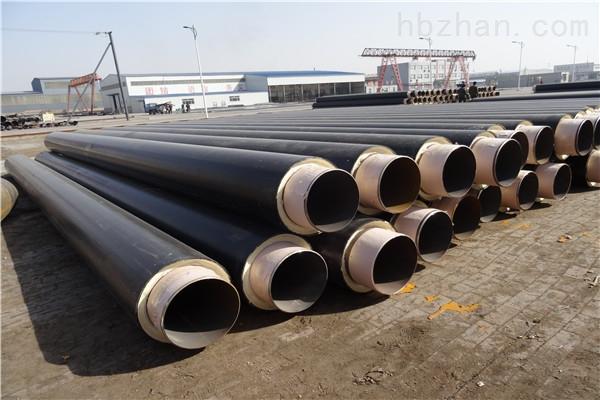 林芝地区预制埋地暖气保温管直销厂家