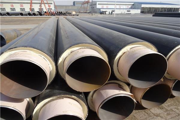 攀枝花缠绕型玻璃钢预制保温钢管厂家价格