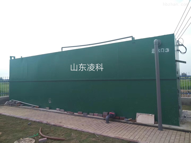 晋城奶牛场污水处理设备使用方法