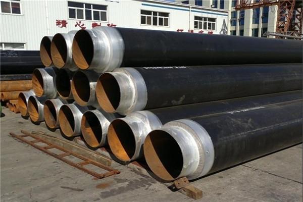 宁波塑套钢聚氨酯发泡保温管价格