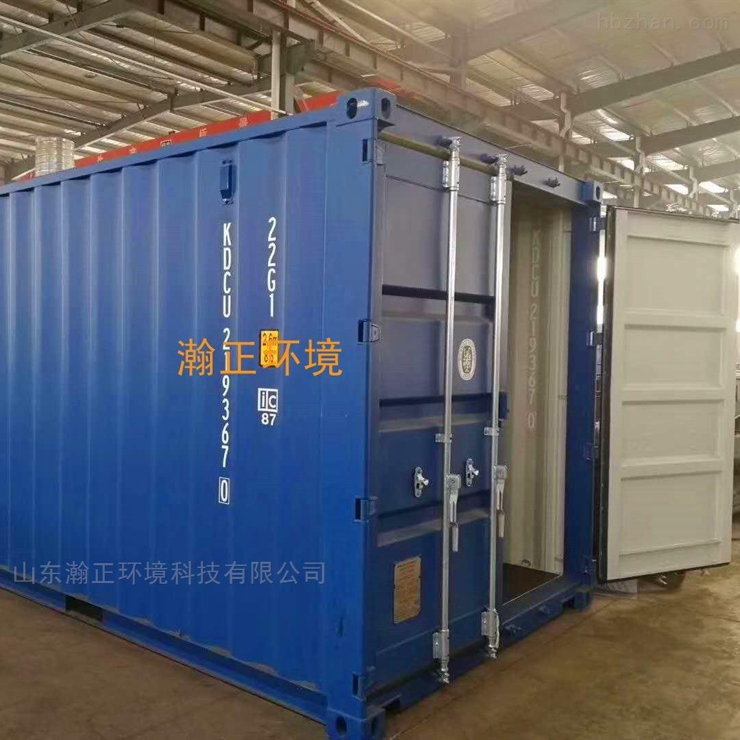 连云港一体化污水处理设备价格