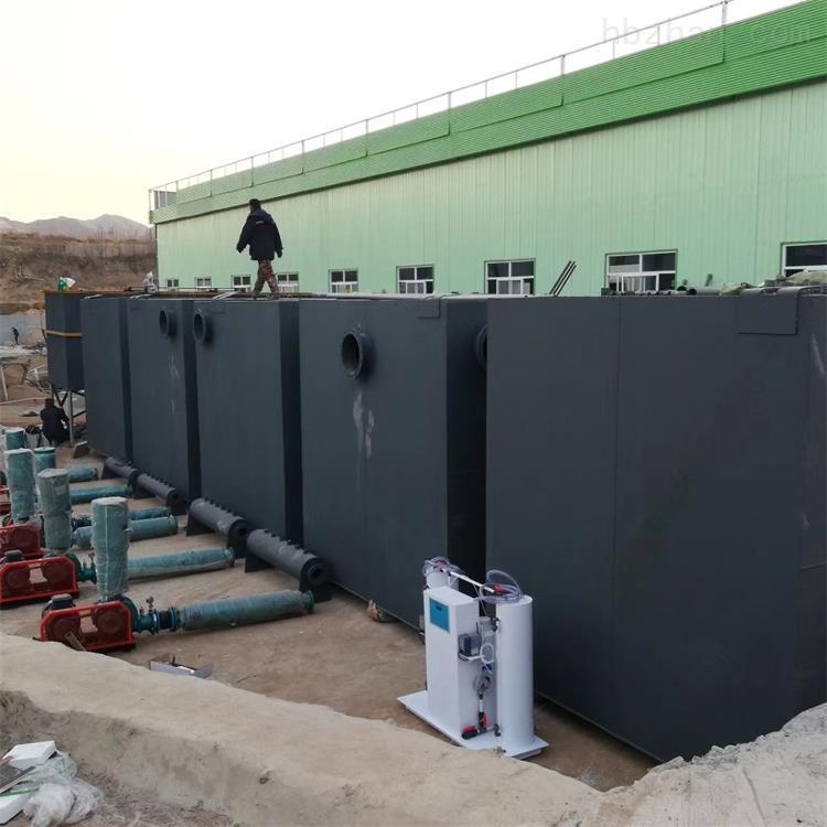 山南门诊污水处理设备使用方法