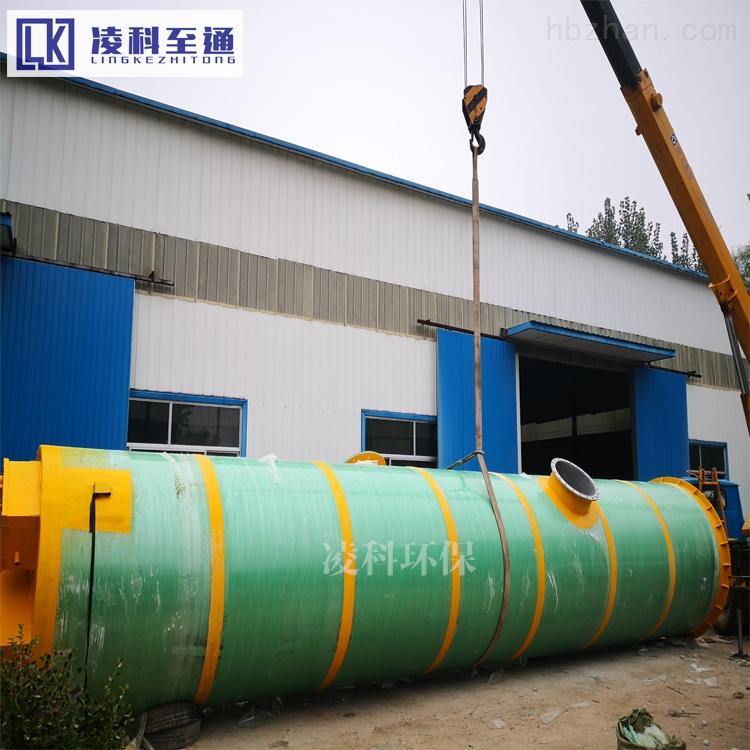 吕梁乡镇一体化提升泵站怎么选择