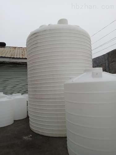20吨塑料化工桶 PAM储罐