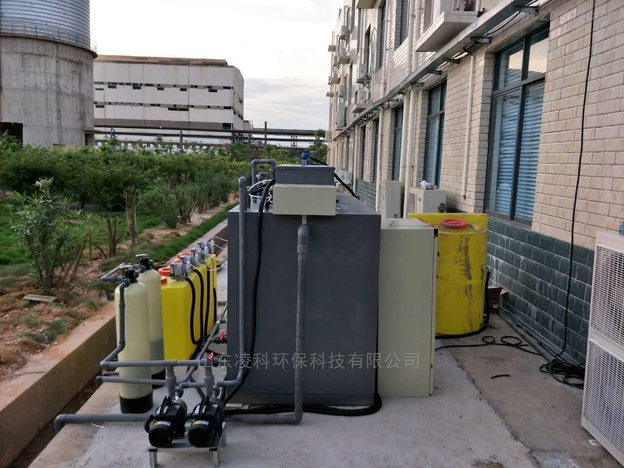 防城港中心血站废水处理设备怎么安装