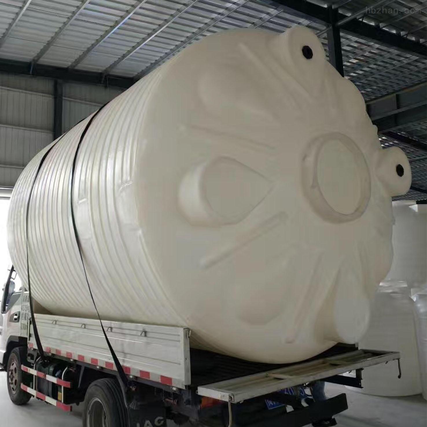 25吨塑料水箱 25立方外加剂储罐