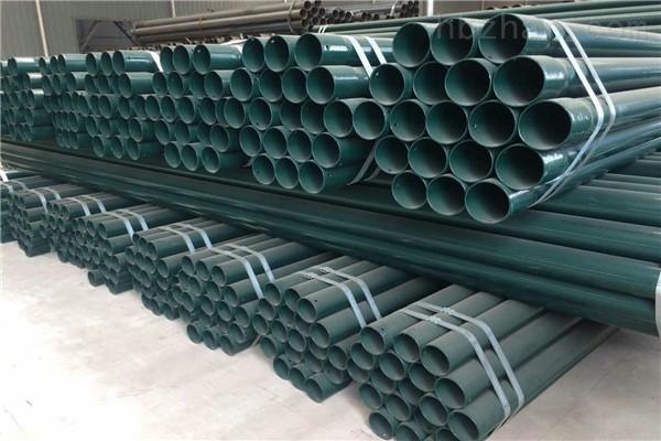 许昌矿用热浸塑钢管供应