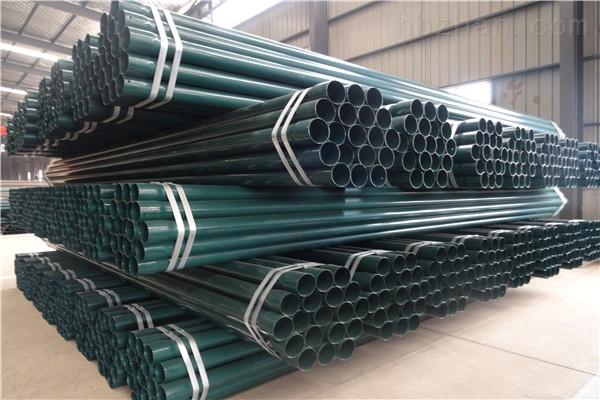 安庆地埋热浸塑穿线管厂家现货