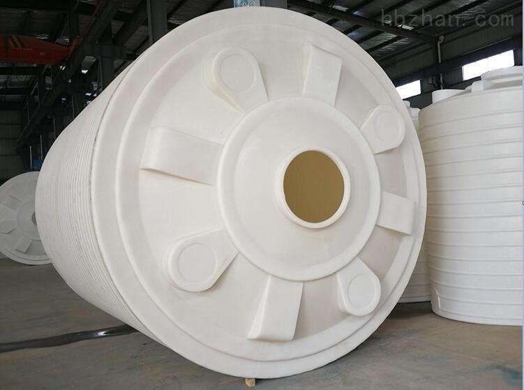 30立方塑料大桶 片碱储罐