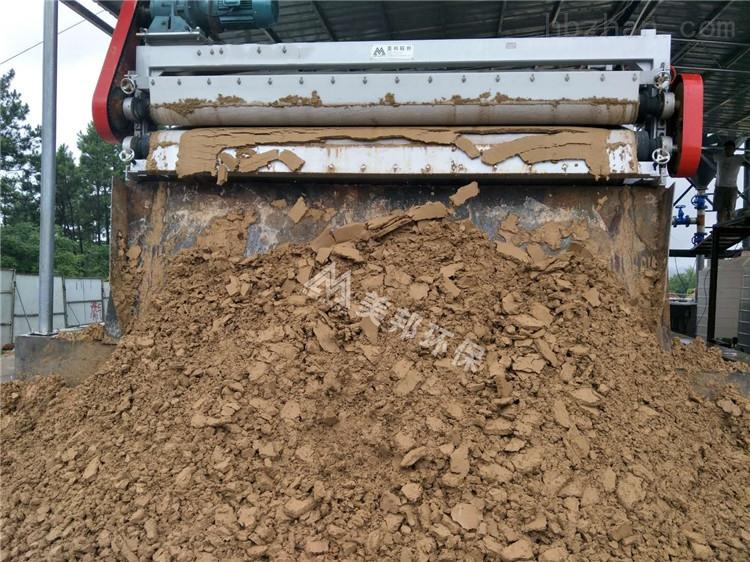 中山高铁建设打桩泥浆压泥机怎么样