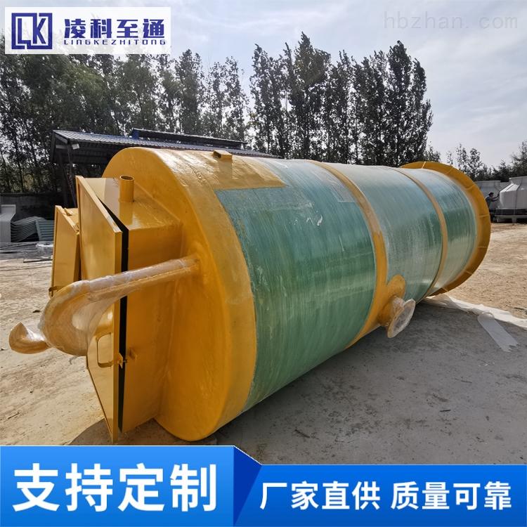 常德隔油污水提升设备如何使用